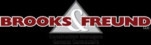 Brooks and Freund Logo